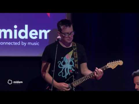 Keynote: Mike Shinoda & Mark Hoppus: Songwriting Live on Stage - Midem 2017