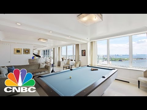 Battery Park City (NYC) Mansion | Expensive Homes | CNBC