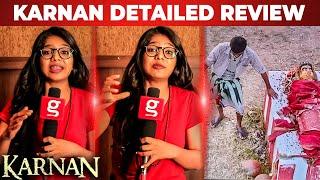 🔥 REVIEW : Karnan Movie Detailed Review by VJ Parvathy | Karnan | Dhanush | Mari Selvaraj