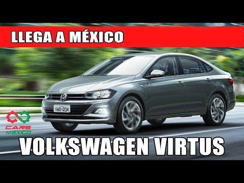 NUEVO EN MÉXICO VOLKSWAGEN VIRTUS