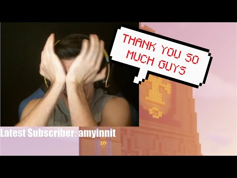 Foolish G almost cries after alot of subs were gifted for his building on the dream smp