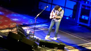 John Mayer - Buckets of Rain -  22 10 2013 -  Ziggo Dome
