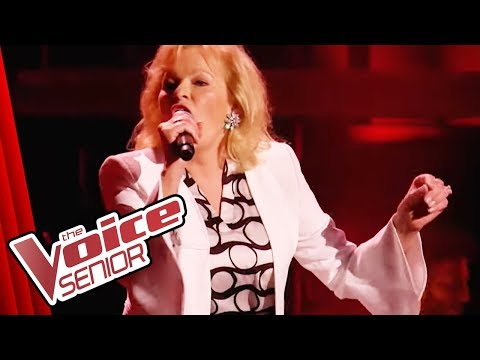Celine Dion - All By Myself (Eva Norel) | The Voice Senior | Blind Audition