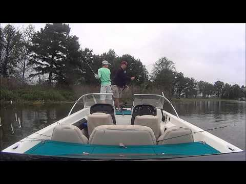 Lake conroe spring bass fishing youtube for Lake conroe bass fishing