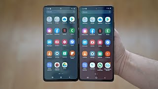 Samsung Galaxy S10 Lite Vs Note 10 Lite - Which Galaxy is Best for You?