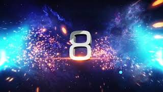 Epic countdown after effect