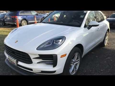 Porsche Silver Spring >> Used 2019 Porsche Macan Silver Spring Md Washington Dc Md P90139l