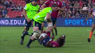 ROUND 15 HIGHLIGHTS: Reds v Highlanders - 2018