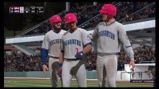MLB The Show 18 RTTS - 3-Home Run Game