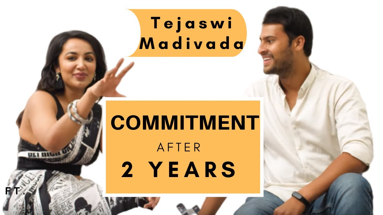 Newz-Tejaswi Madivada on COMMITMENT to herself