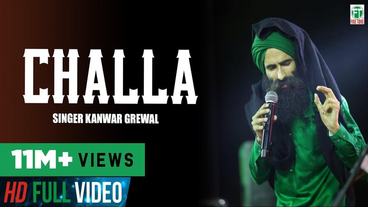 Chhalla  Kanwar Grewal  Official Full Song  Latest Punjabi Songs 2018  Finetone - YouTube
