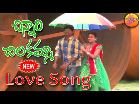 Chinnari Chilakamma | New Love Songs | New Telugu Hit Songs | Telangana Folk Songs | Janapada Songs