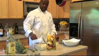 How To Make Delicious White Sangria: Catering Cc