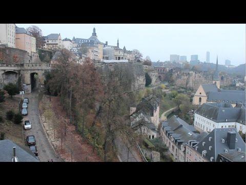 Luxembourg, Trier, Saarbrucken & Metz