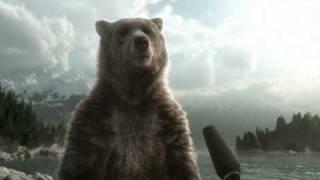 Tulip Reklame Bjørn / Commercial Bear