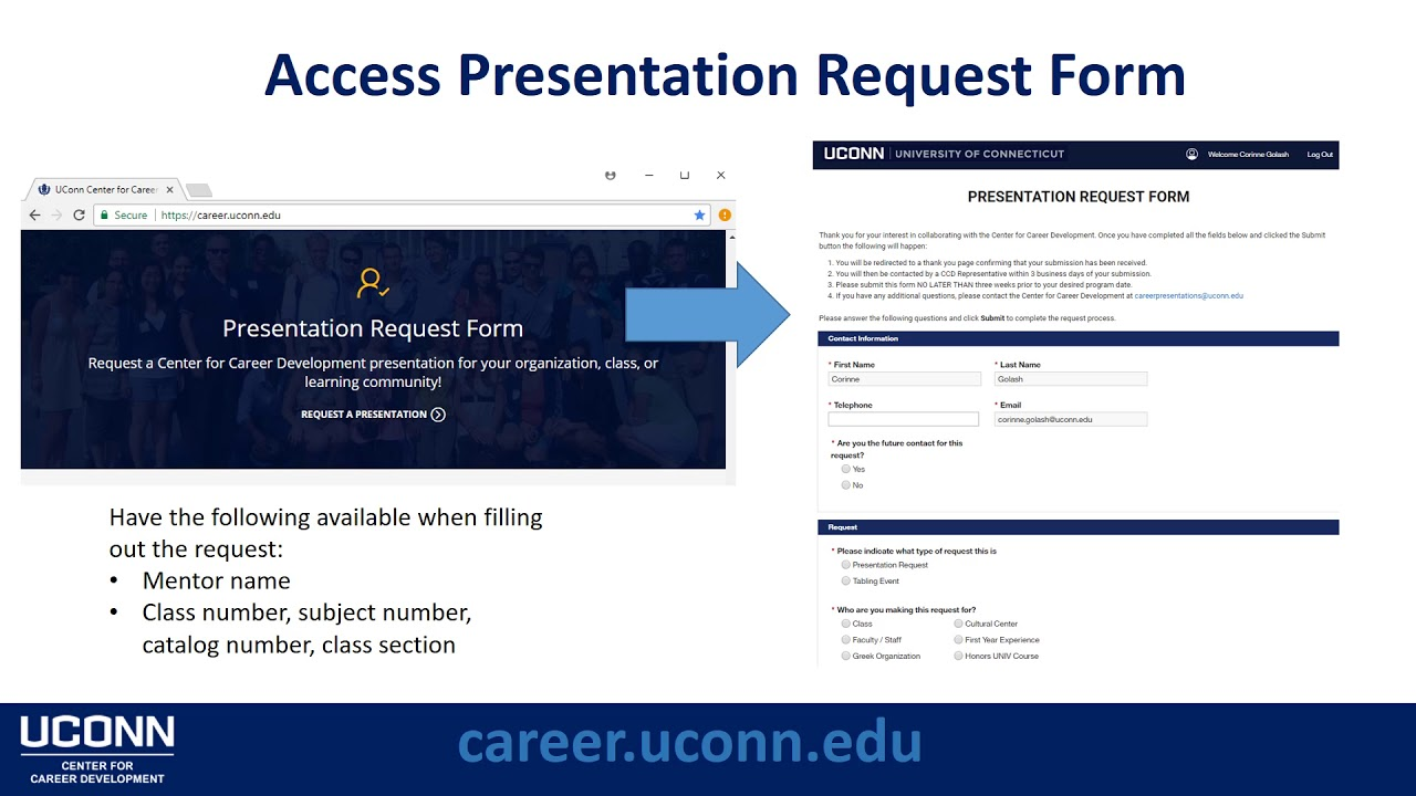 How to Request the CCD Résumé Writing Assignment - Instructors - YouTube