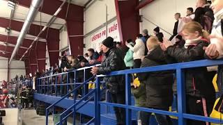Charitatívny turnaj kňazov v ľadovom hokeji