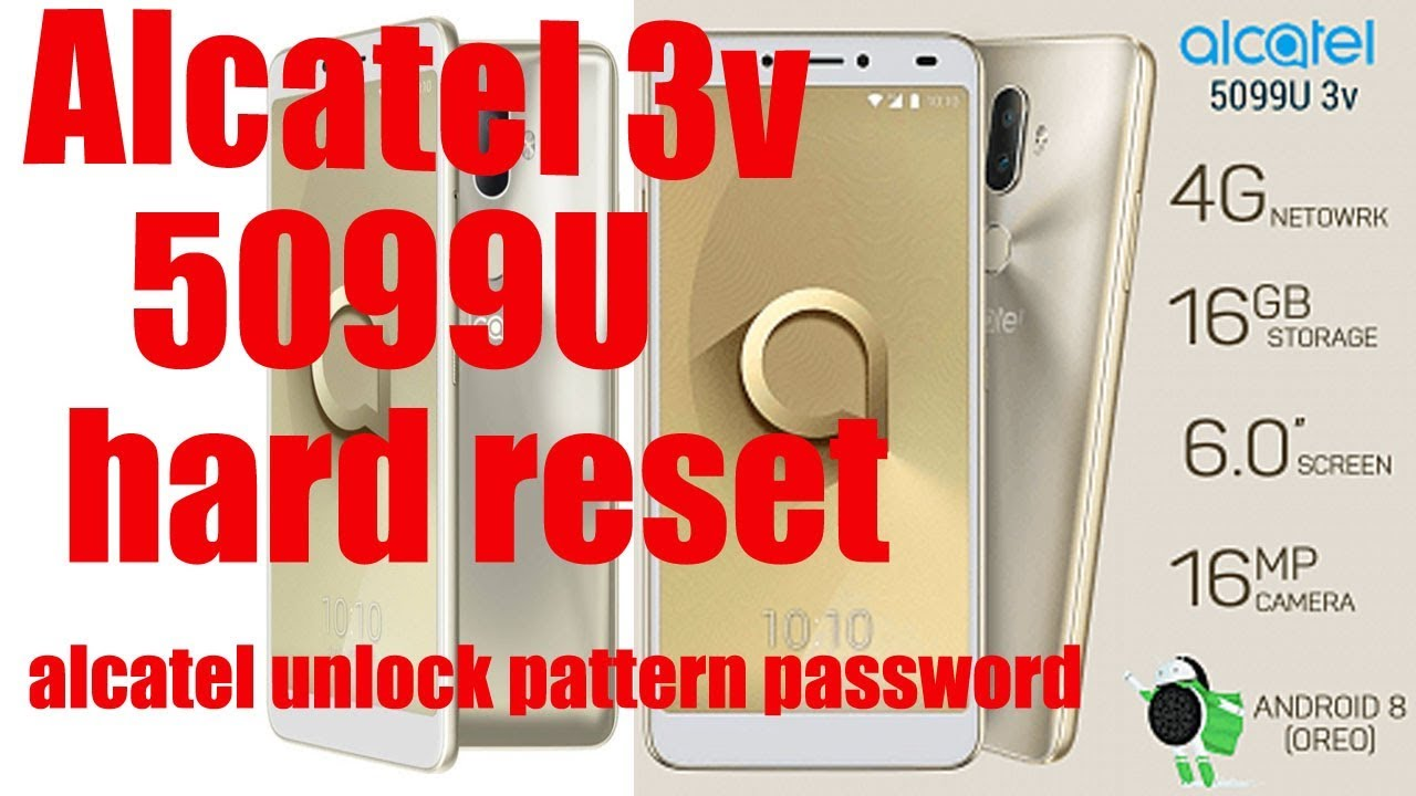 Alcatel 3v Recovery Mode Videos - Waoweo