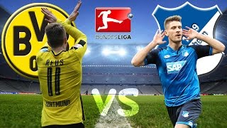 Video Gol Pertandingan Borussia Dortmund vs Hoffenheim