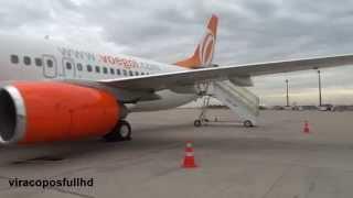 entrando no avio da gol em viracopos 737 800 pr ggh