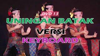 DVD 13 | UNING - UNINGAN BATAK TOBA VERSI KEYBOARD