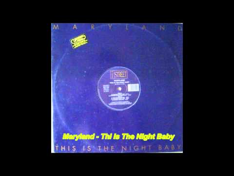 Maryland - This Is The Night Baby (Summer Night Radio Cut)