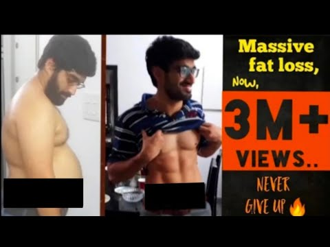 Ali Ansam Muktar, Massive 4 Week Fat Loss Transformation(23.7 Kg in 28 days) !!  മലയാളി ടാ..
