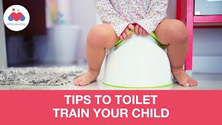 How to Toilet Train Your Child