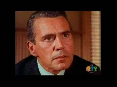 John Forsythe in powerful role with Ben Gazzara