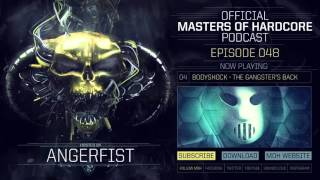 Video Official Masters of Hardcore Podcast 048 by Angerfist download MP3, 3GP, MP4, WEBM, AVI, FLV November 2017