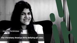 Ananyashree Birla - 3 keys to success