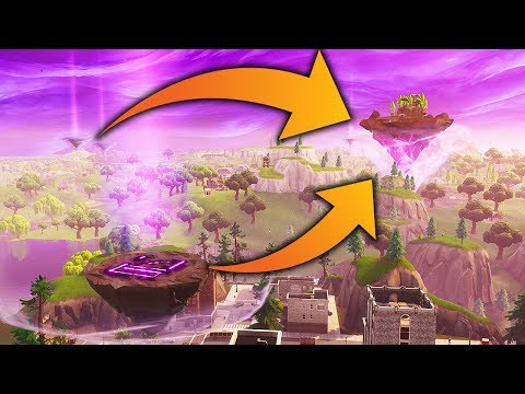 The CUBE ISLAND EVENT is Happening RIGHT NOW in Fortnite thumbnail