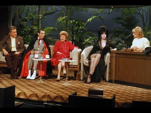 The Tonight Show Starring Johnny Carson Guest Host Joan Rivers 10/31/1985 (Complete)