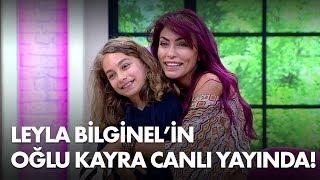 Leyla Bilginel ilk kez oğlu Kayra ile canlı yayında! - Müge ve Gülşen'le 2. Sayfa