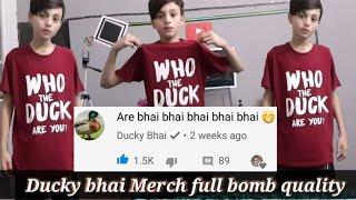 Ducky bhai march full bomb quality