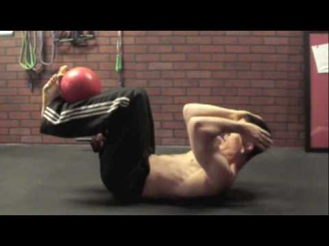 Medicine Ball Home Workout - AthLEAN X