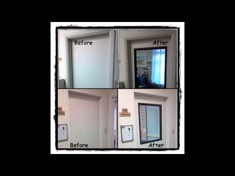 Vision kits and glass supplied and installed by House of Doors - Roanoke, VA