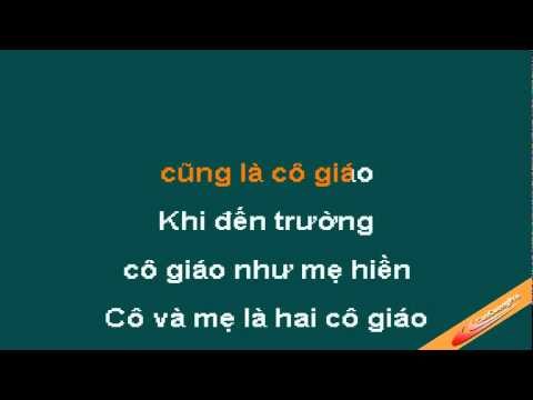 Co Va Me Karaoke - Xuan Mai - CaoCuongPro