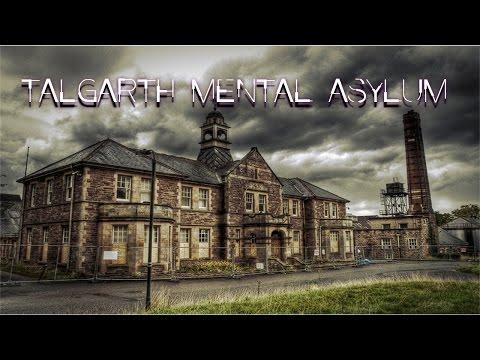 Abandoned Psychiatric Hospital, Talgarth Mental Asylum (The Mid Wales Hospital, South Wales)