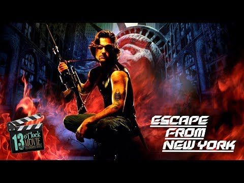 13 O'Clock Movie Retrospective: Escape From New York