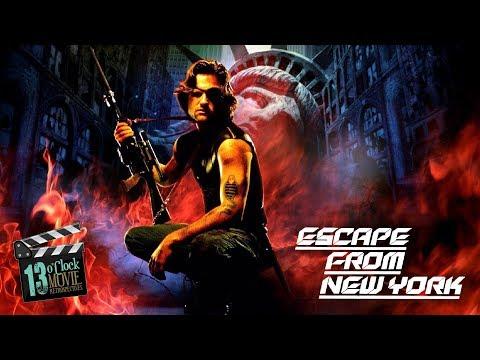 13 O'Clock Movie Retrospective: Escape From New York