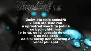 KARAOKE │ Kryštof - Ty a Já