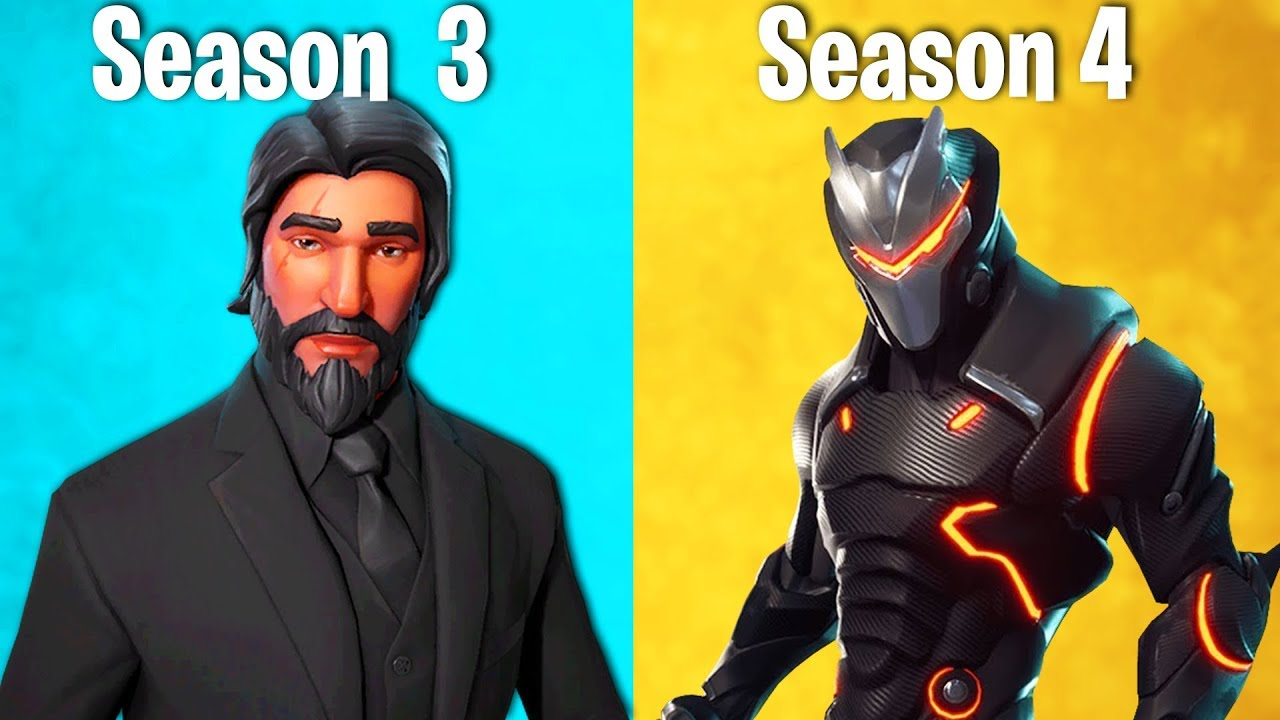 how to get fortnite season 4