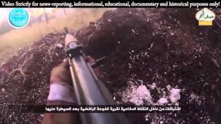 Война в Сирии от 1 лица