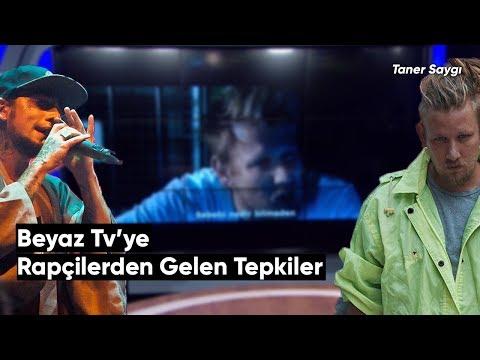 Beyaz Tv'ye Rapçilerden Gelen Tepkiler!