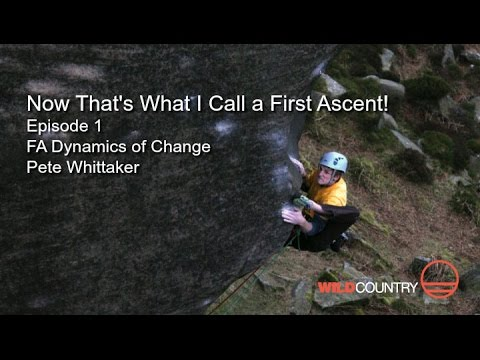 Now That's What I Call a First Ascent: Dynamics of Change