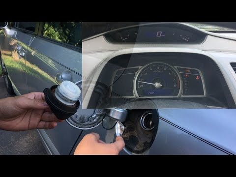 Check Fuel Cap Message Display | What Does It Mean? What To Do? How To Fix,  Reset, Symptom & Causes