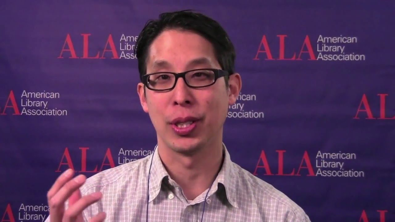 "Gene Luen Yang: ""Libraries were hugely influential on me."""