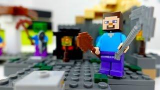 Секреты игры Майнкрафт   Обзор новой локации Minecraft