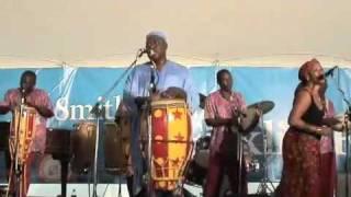 "Haitian Voodoo music ""Azor 6"""